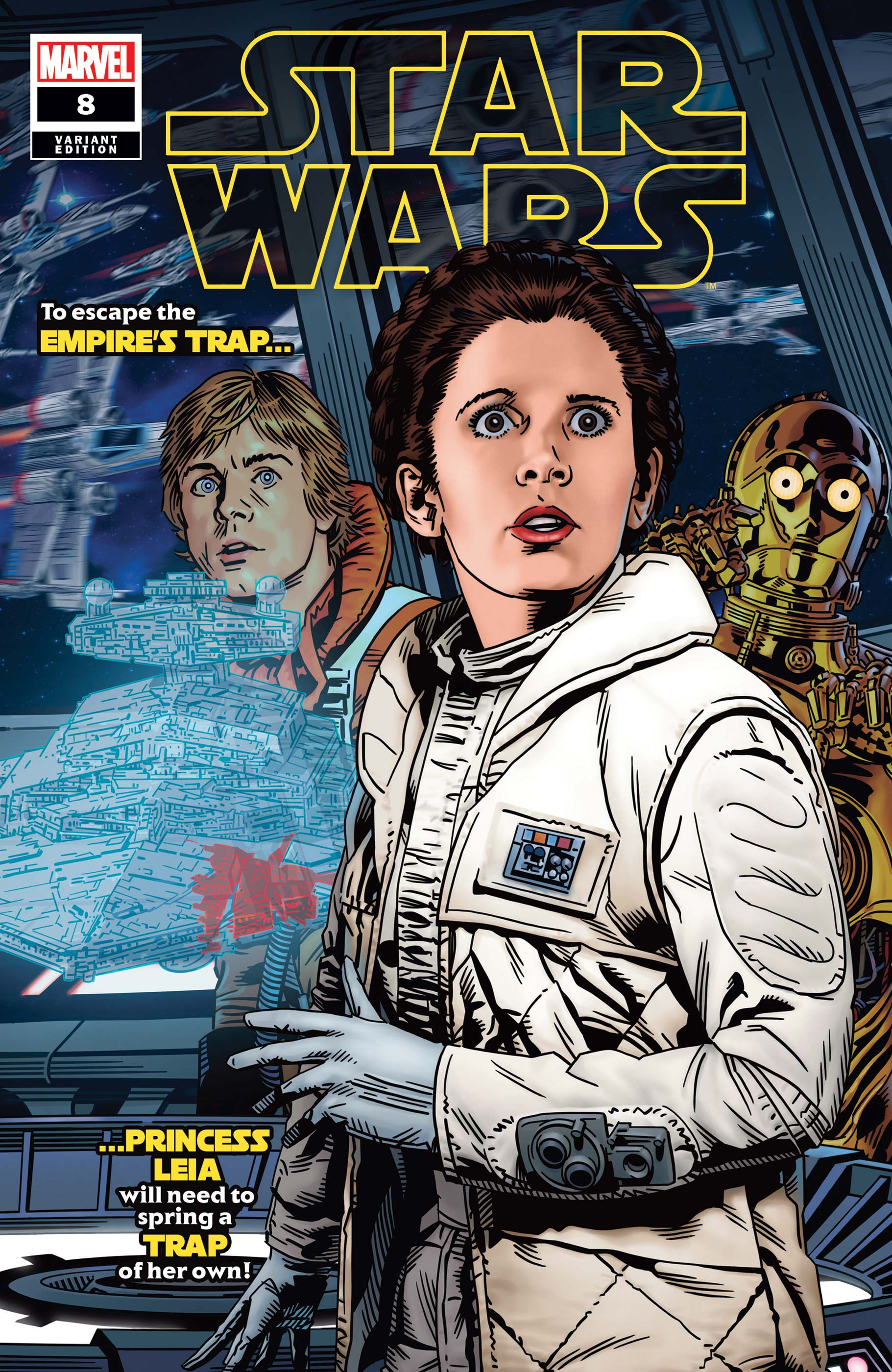 Star Wars (2020) #8 (Variant)