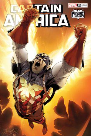 Captain America (2018) #25 (Variant)