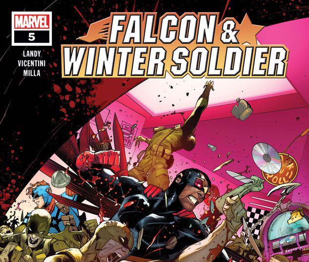 Falcon & Winter Soldier #5
