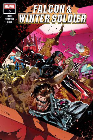Falcon & Winter Soldier #5