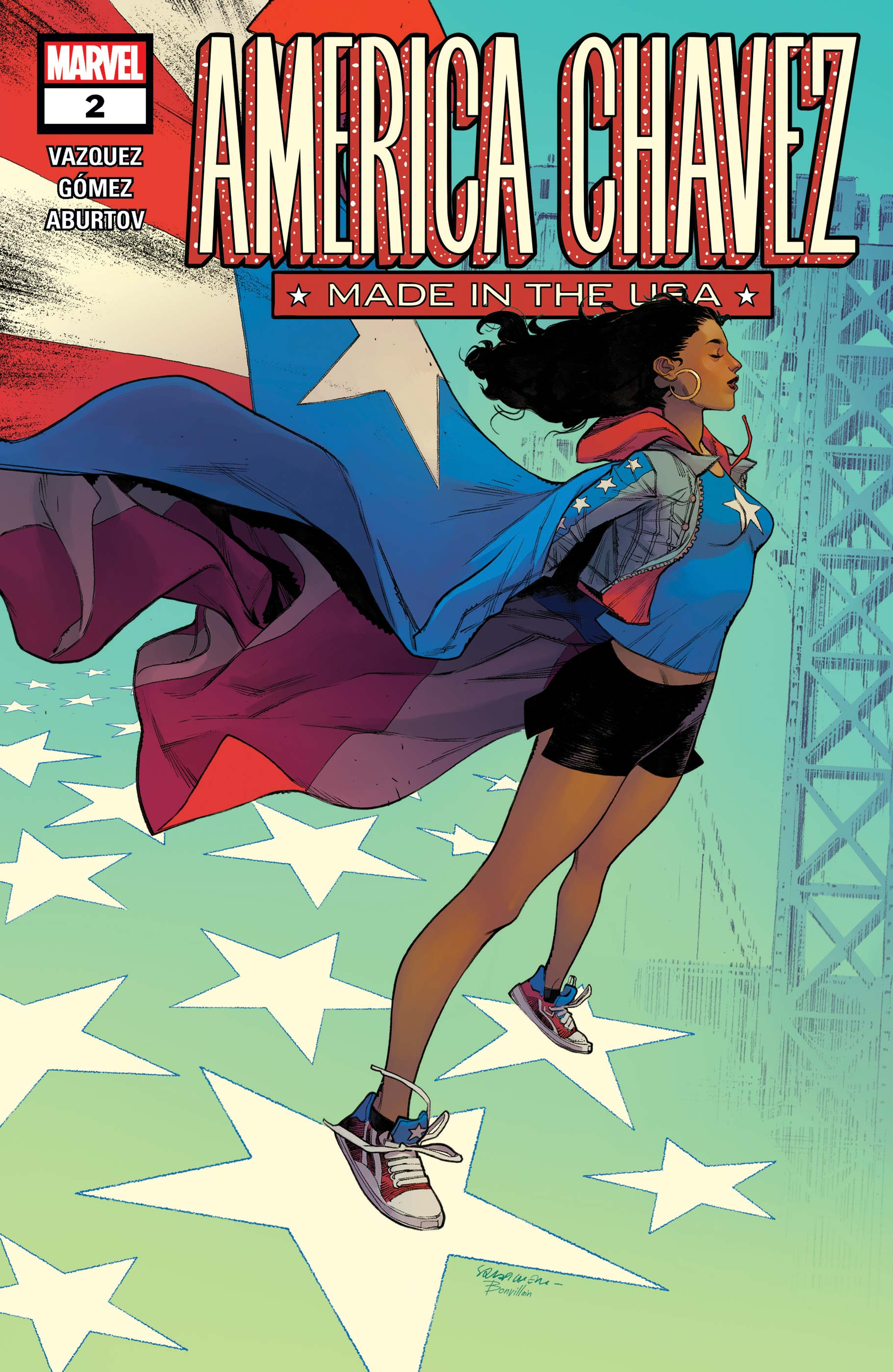 America Chavez: Made in the Usa (2021) #2
