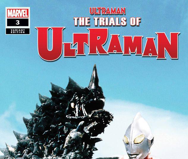 The Trials of Ultraman #3
