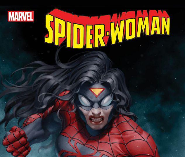 SPIDER-WOMAN VOL. 2: KING IN BLACK TPB #2