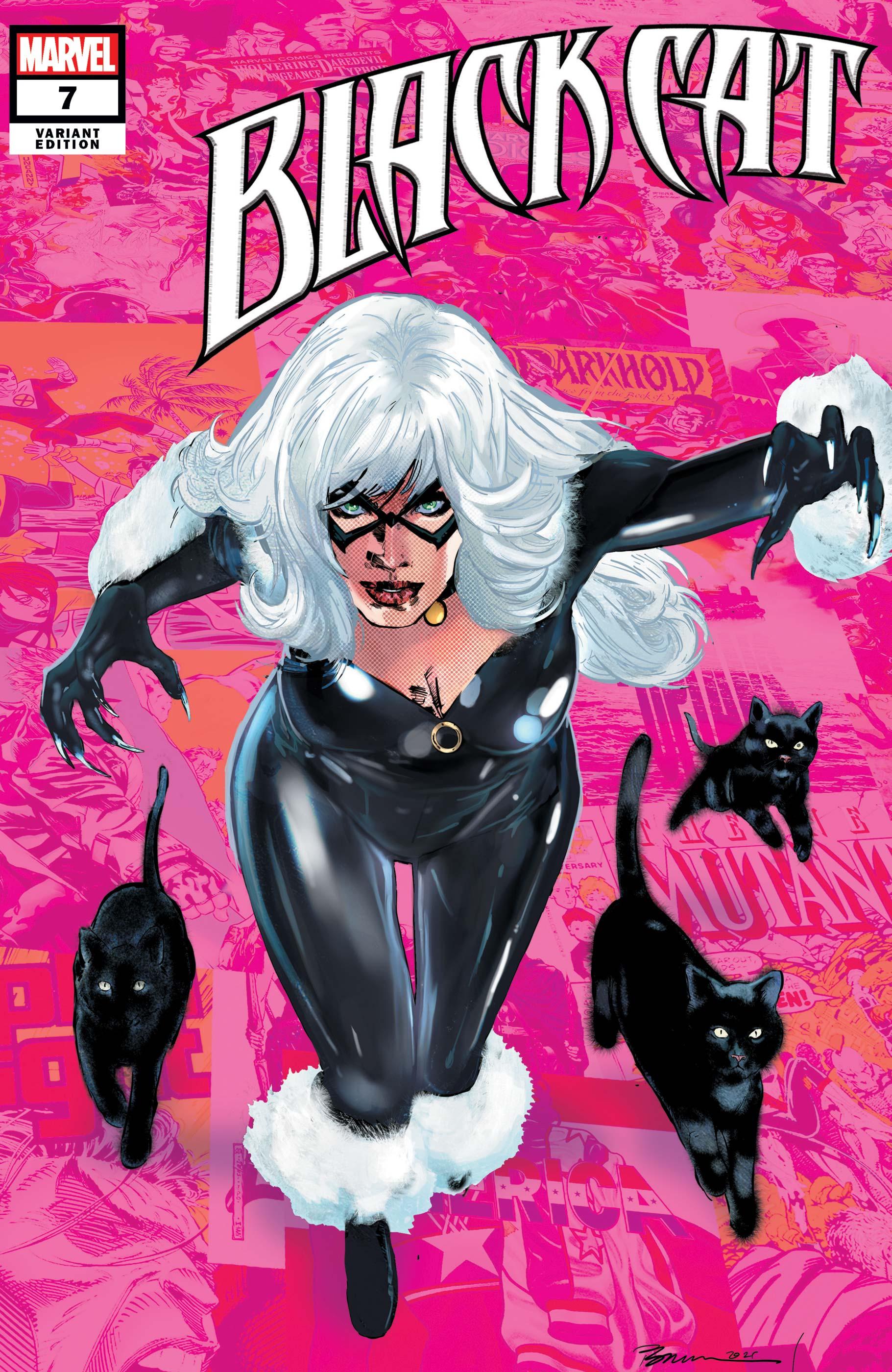 Black Cat (2020) #7 (Variant)