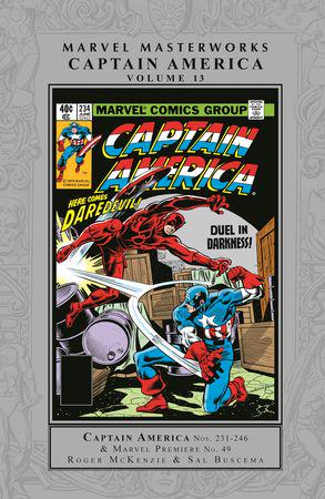 Marvel Masterworks: Captain America Vol. 13  (Hardcover)