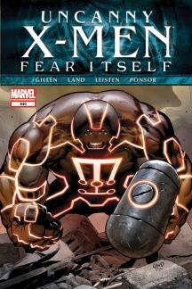 Uncanny X-Men #540
