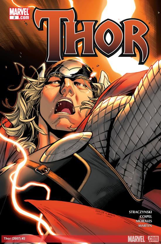 Thor (2007) #2