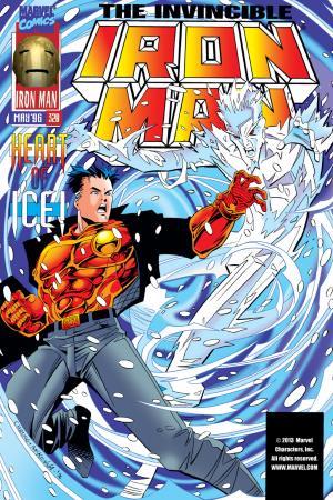 Iron Man #328