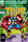 Thor (1966) #457 Cover