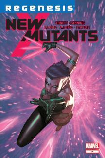 New Mutants #34
