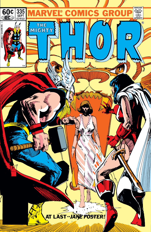 Thor (1966) #335