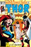 Thor (1966) #335 Cover
