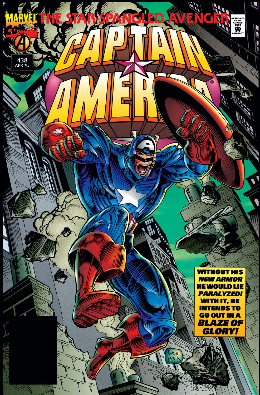 Captain America (1968) #438