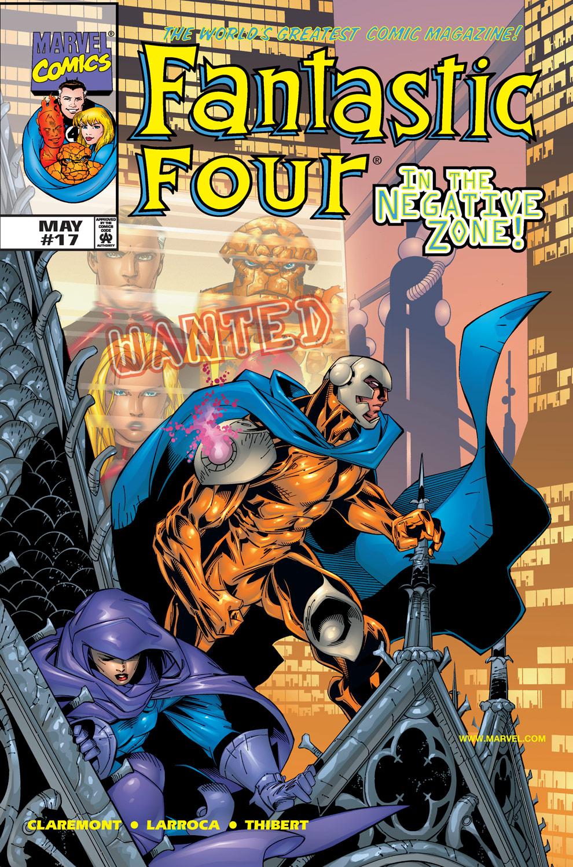 Fantastic Four (1998) #17