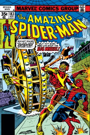 The Amazing Spider-Man #183