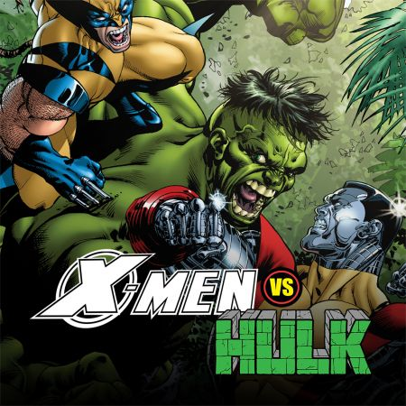 X-Men Vs. Hulk (2009)