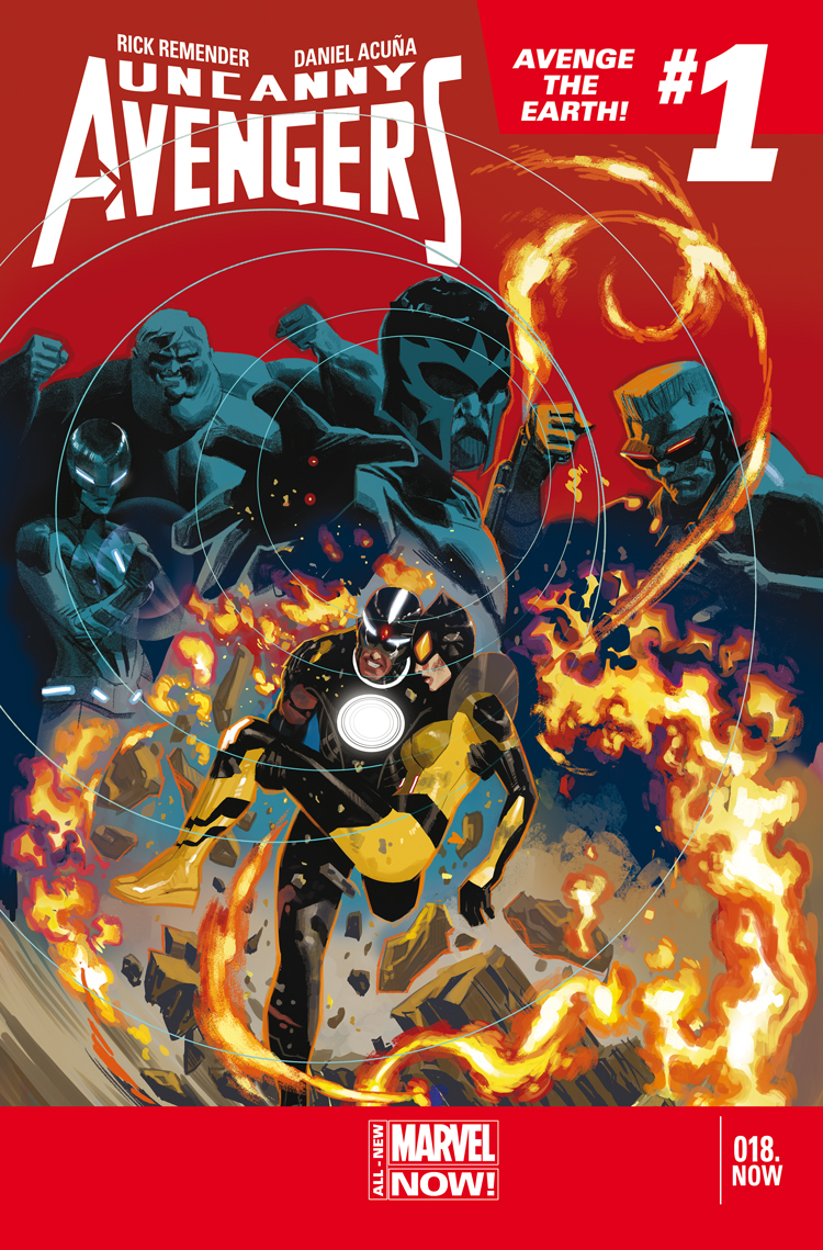 Uncanny Avengers (2012) #18