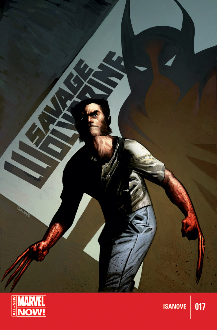 Savage Wolverine (2013) #17
