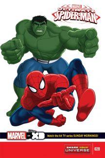 Marvel Universe Ultimate Spider-Man (2012) #28