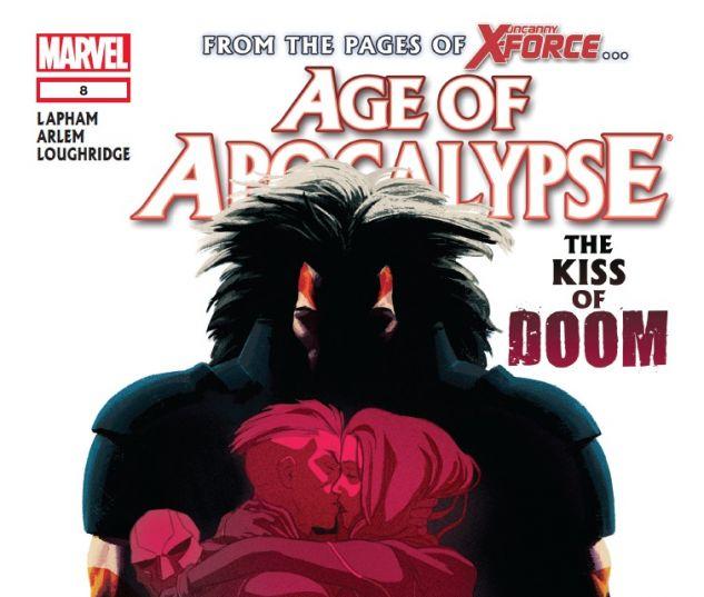 Age of Apocalypse (2012) #8