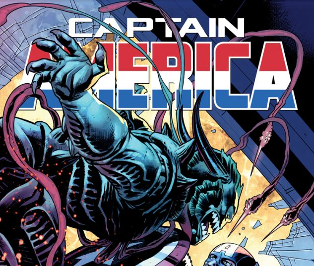 CAPTAIN AMERICA 21 (ANMN, WITH DIGITAL CODE)