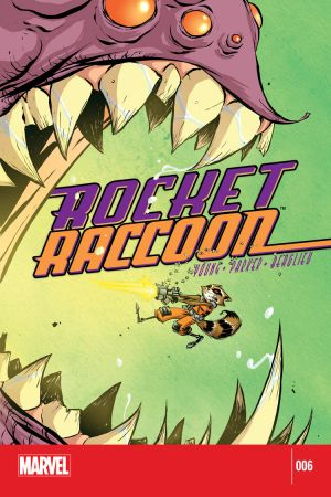 Rocket Raccoon (2014) #6