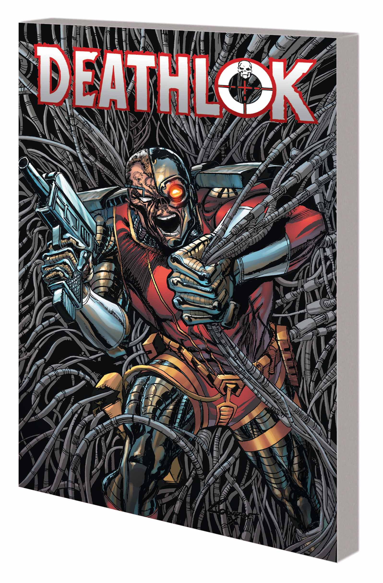 Deathlok: The Souls of Cyber-Folk (Trade Paperback)