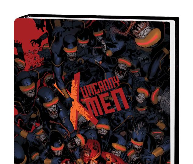 UNCANNY X-MEN VOL. 5: THE OMEGA MUTANT PREMIERE HC (MARVEL NOW, WITH DIGITAL CODE)