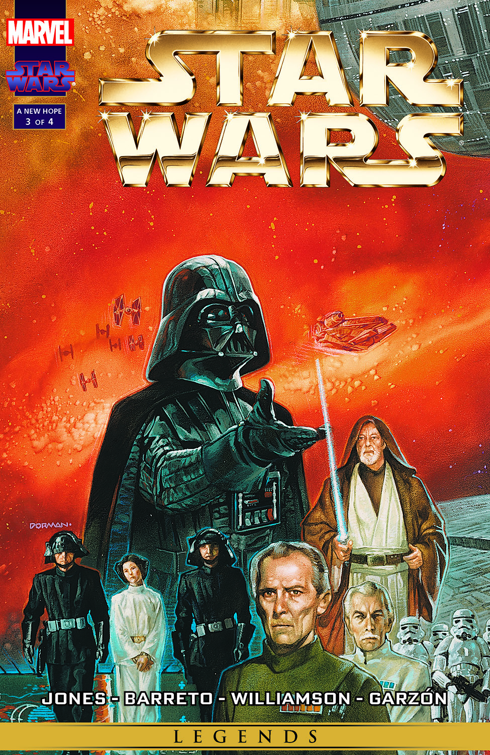 Star Wars: A New Hope - Special Edition (1997) #3