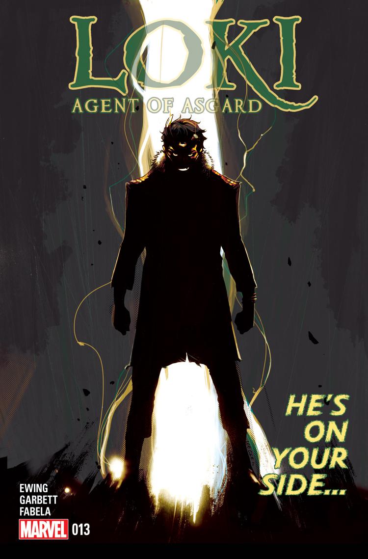 Loki: Agent of Asgard (2014) #13