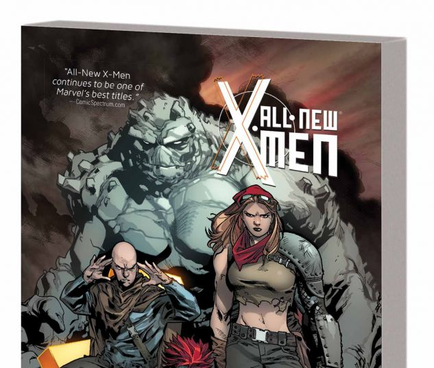 ALL-NEW X-MEN VOL. 5: ONE DOWN TPB (MARVEL NOW)