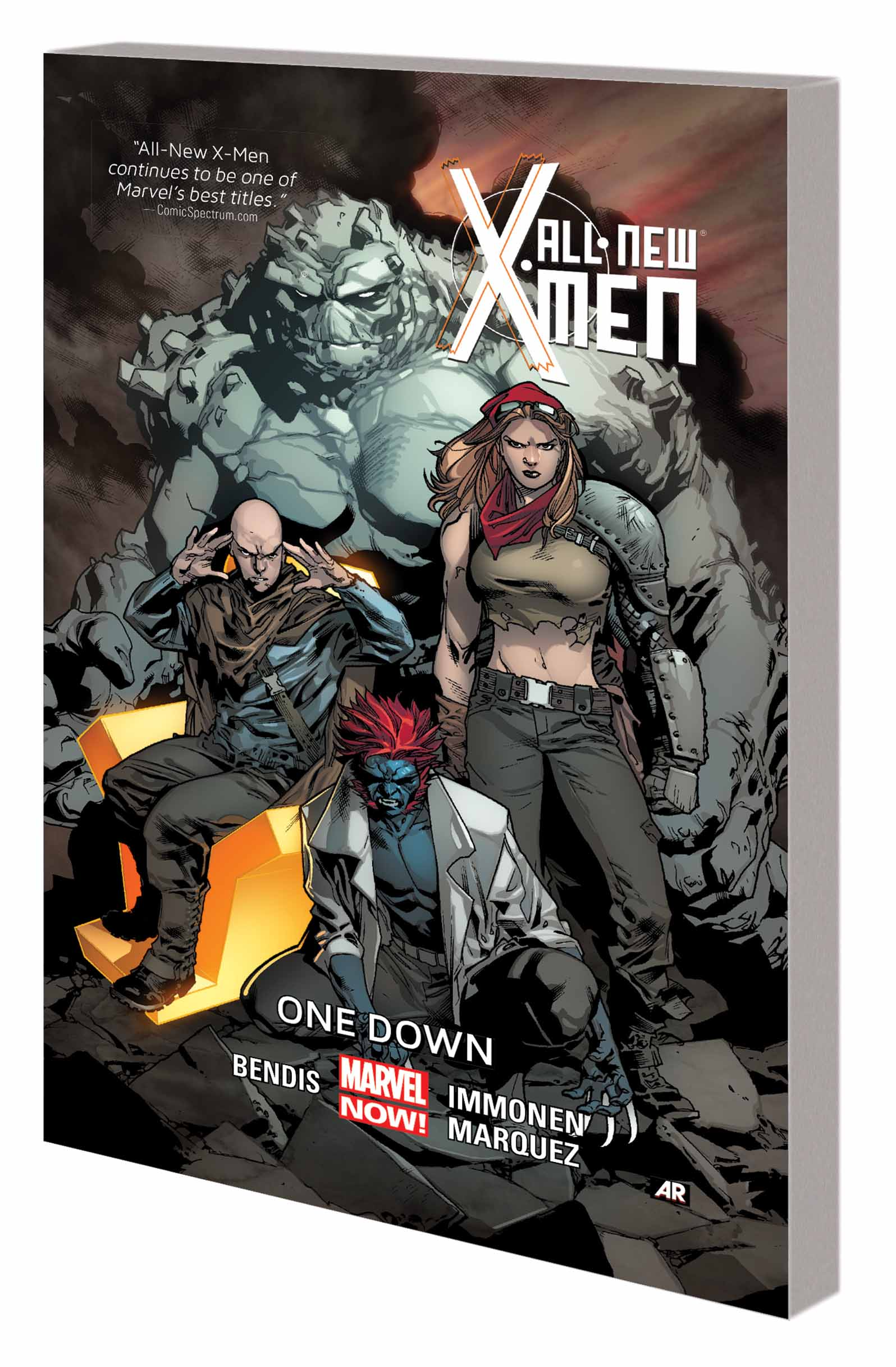 ALL-NEW X-MEN VOL. 5: ONE DOWN (Trade Paperback)