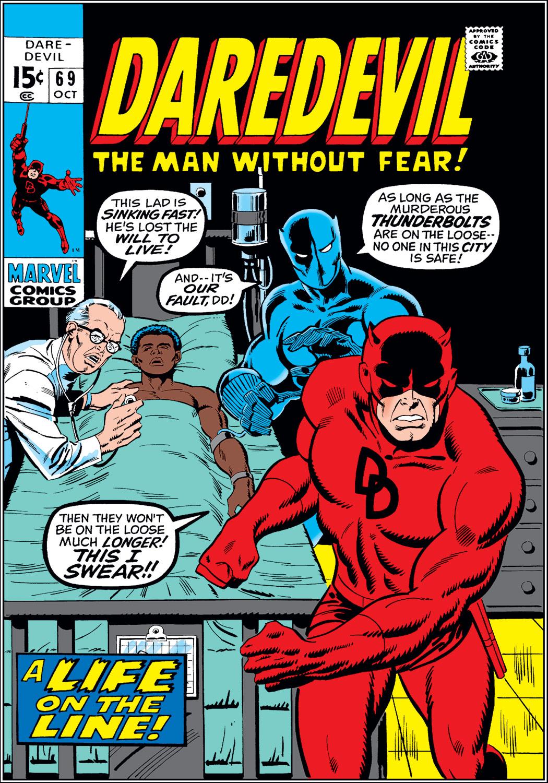 Daredevil (1964) #69