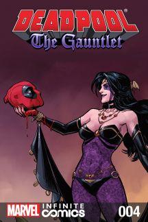 Deadpool: The Gauntlet Infinite Comic (2014) #4