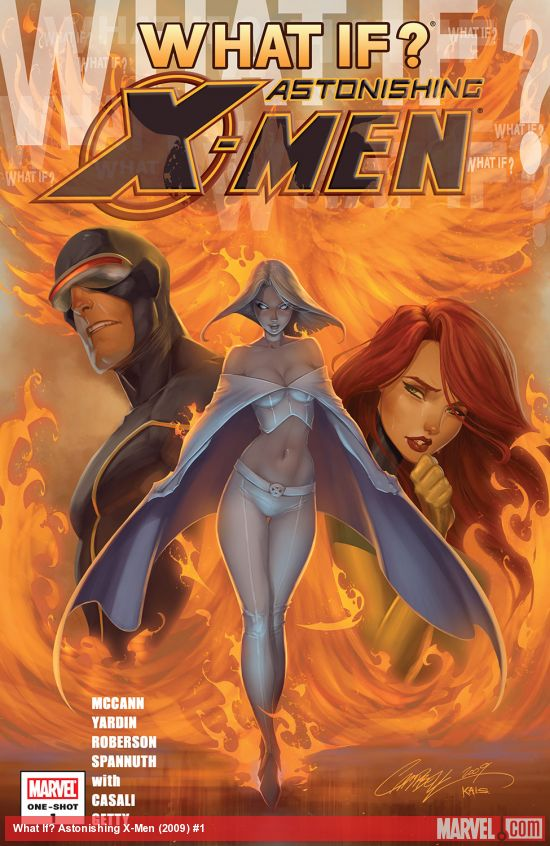 What If? Astonishing X-Men (2009) #1