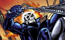 Marvel Halloween Spooklight 2015: Ghost Rider
