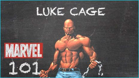 Hero for Hire - Luke Cage - MARVEL 101