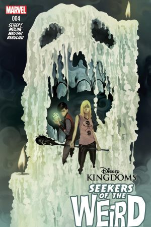 Disney Kingdoms: Seekers of the Weird (2014) #4
