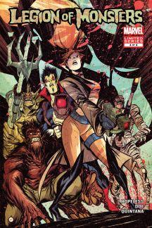 Legion of Monsters (2011) #4