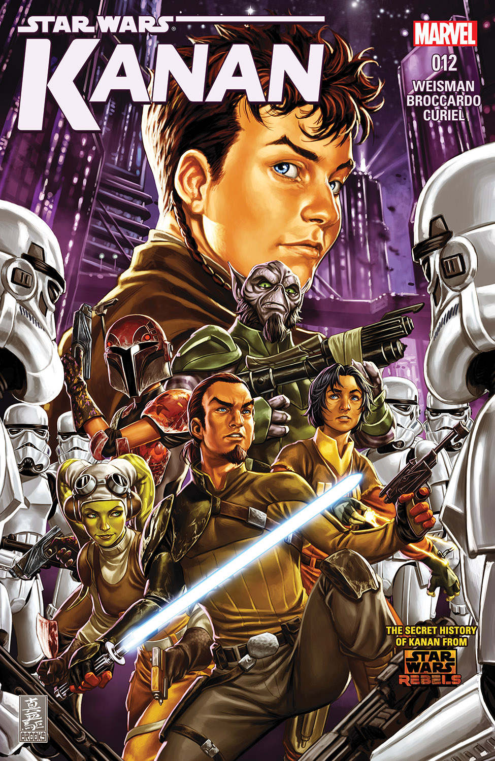 Kanan - The Last Padawan (2015) #12
