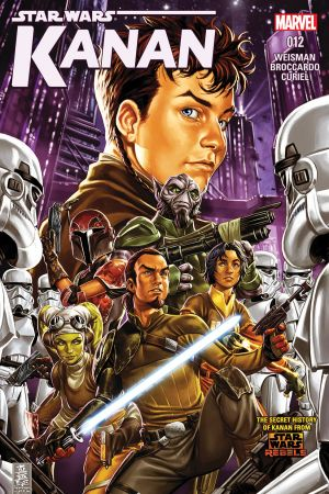 Kanan - The Last Padawan #12