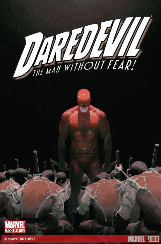 Daredevil (1998) #502