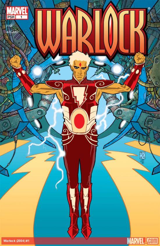 Warlock (2004) #1