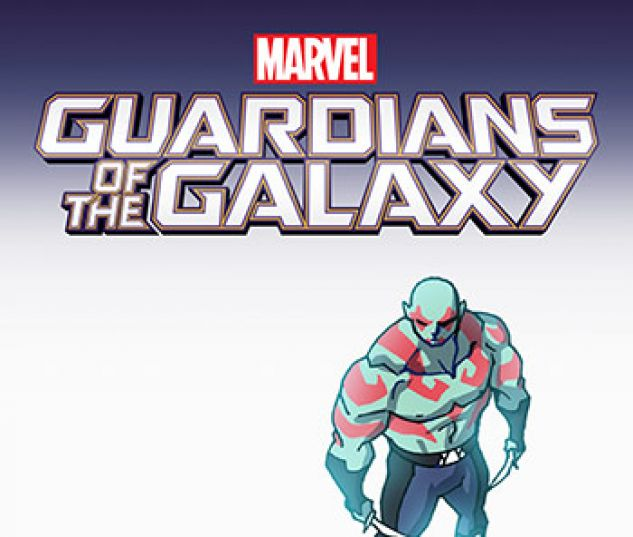 Marvel Universe Guardians of the Galaxy Infinite Comic (2015) #5