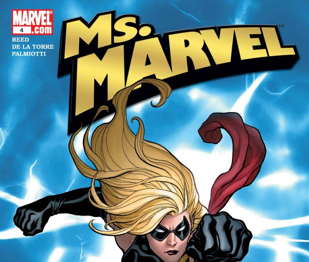 Ms. Marvel (2006) #4