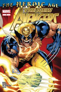 New Avengers (2010) #5