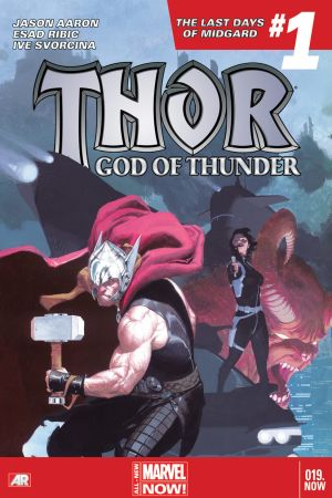 Thor: God of Thunder (2012) #19