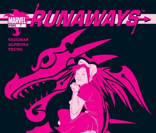 Runaways (2003) #7
