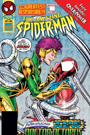 The Amazing Spider-Man #406