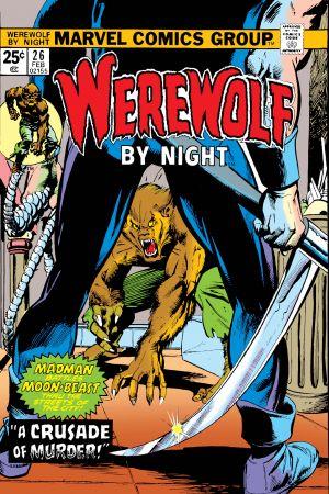 Werewolf By Night (1972) #26
